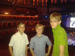 Photo 3 - Year 8 Music  and  Science at the Royal Albert Hall