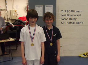 Photo 1 - Badminton Success