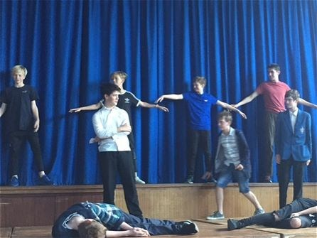Photo 2 - Year 8 'The Tempest' Workshop