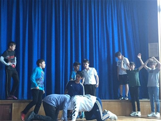 Photo 4 - Year 8 'The Tempest' Workshop
