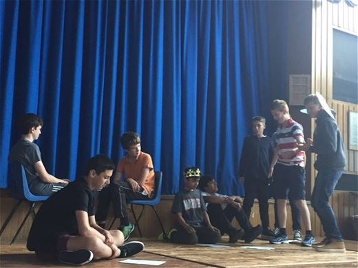Photo 7 - Year 8 'The Tempest' Workshop