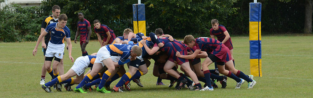 Nat West U18 Cup 6th Round
