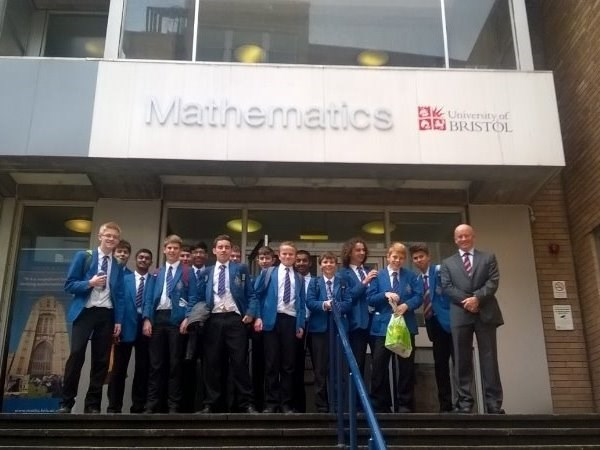 Photo 1 - Maths is for Everyone – University of Bristol