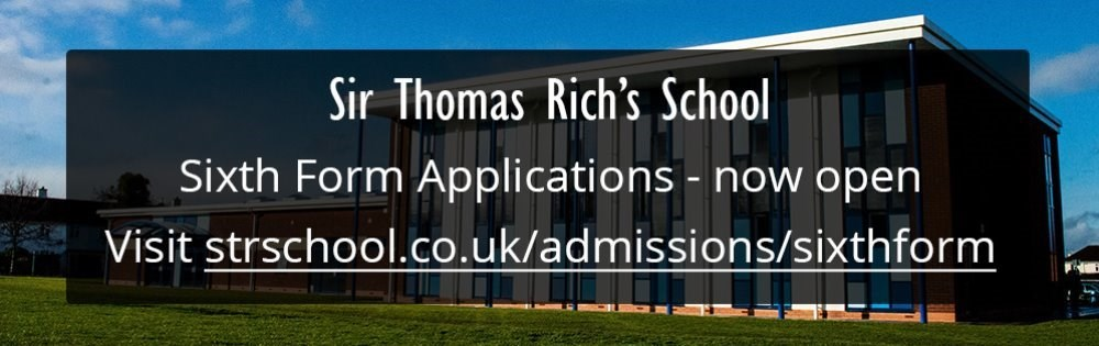 Sixth Form applications now open