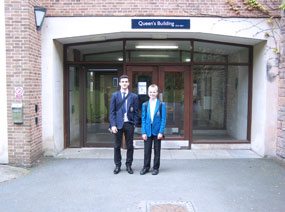 Photo 1 - MFL visit Exeter University