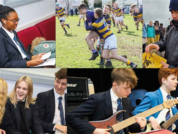 Photo 3 - New Sixth Form Prospectus Available Now