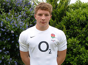 Photo 1 - Sam Underhill selection for England U18's