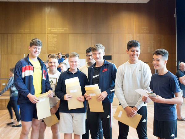 Photo 1 - A Strong Set of GCSE Results for STRS