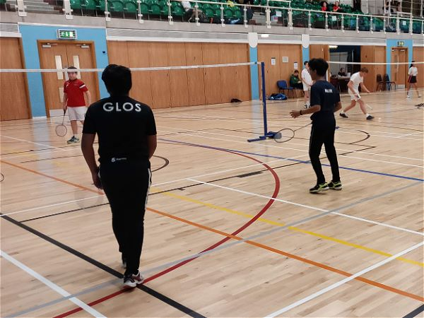 Photo 1 - KS3 Badminton Team win Gloucestershire School Game's County Finals