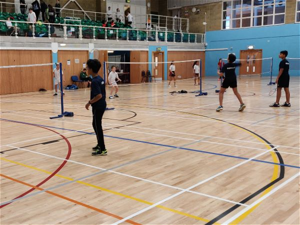 Photo 2 - KS3 Badminton Team win Gloucestershire School Game's County Finals