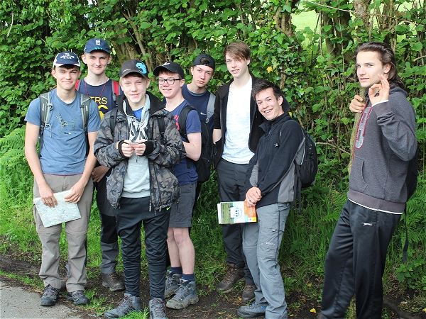 Photo 1 - Duke of Edinburgh Gold and Silver Navigation Practice Day