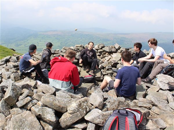Photo 4 - Duke of Edinburgh Gold and Silver Navigation Practice Day