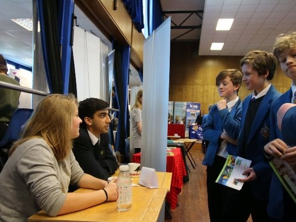 Photo 2 - Higher Education and Careers Fayre
