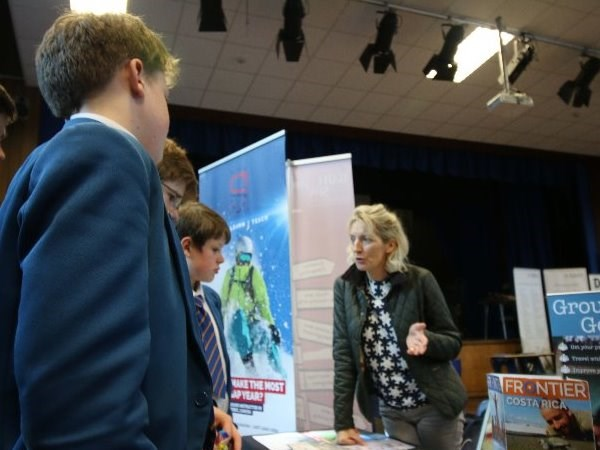 Photo 5 - Higher Education and Careers Fayre