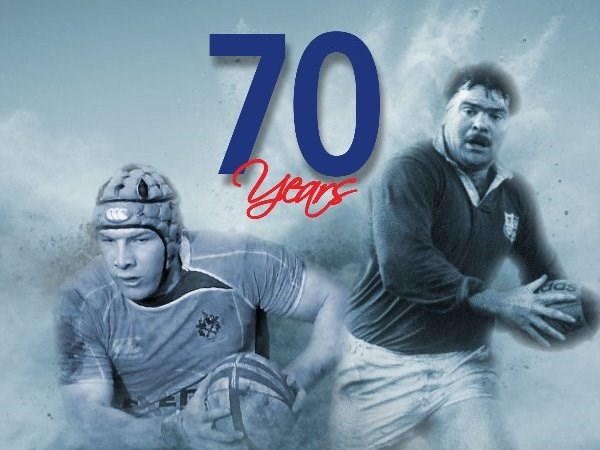 Photo 1 - 70 Years of Rugby
