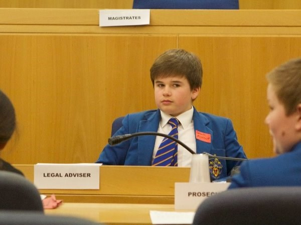 Photo 3 - Magistrates Court Mock Trial Competition