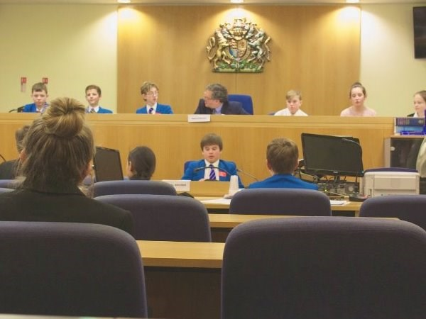 Photo 4 - Magistrates Court Mock Trial Competition