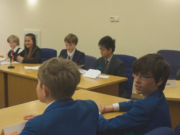 Photo 5 - Magistrates Court Mock Trial Competition