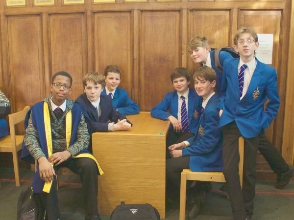 Photo 7 - Magistrates Court Mock Trial Competition