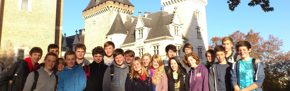 French Exchange 2012