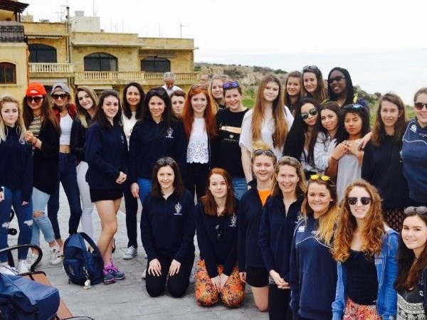 Photo 1 - Netball tour to Malta - February 2016