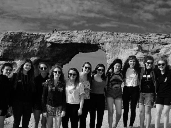 Photo 8 - Netball tour to Malta - February 2016