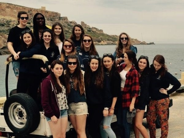 Photo 9 - Netball tour to Malta - February 2016