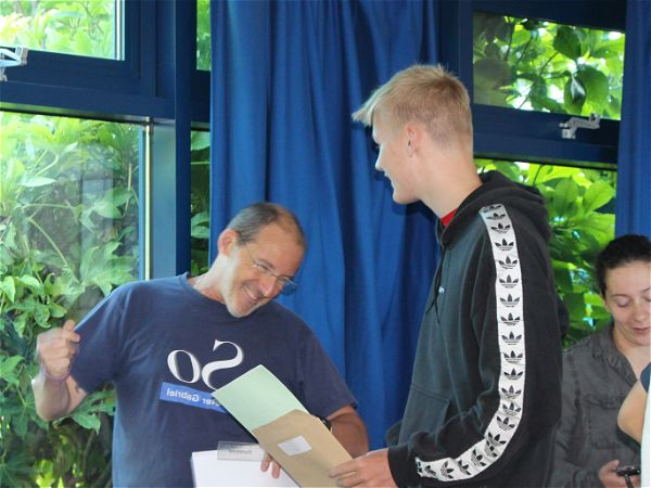 Photo 3 - Sir Thomas Rich's School students achieved outstanding GCSE results this year