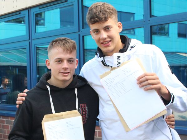 Photo 4 - Sir Thomas Rich's School students achieved outstanding GCSE results this year