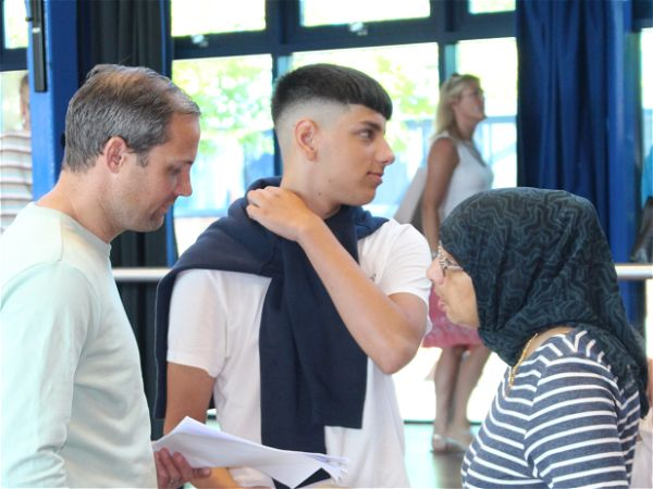 Photo 6 - Sir Thomas Rich's School students achieved outstanding GCSE results this year