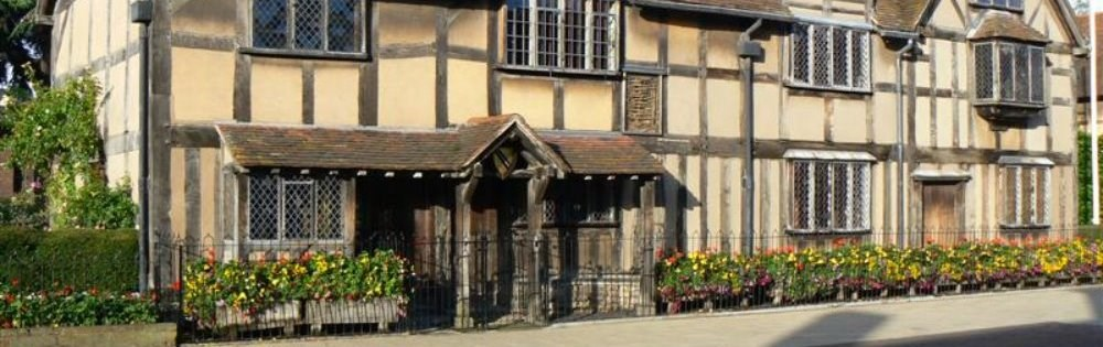 Shakespeare Society Visit Tuesday 13th