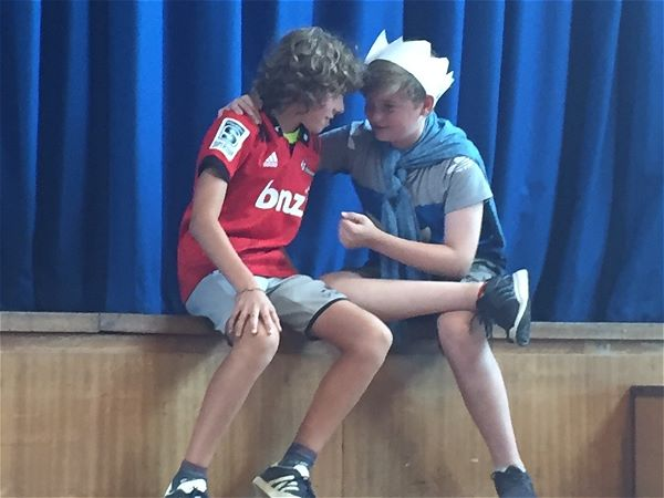 Photo 8 - YEAR 7 DRAMA WORKSHOP: 'A Midsummer Night's Dream.'