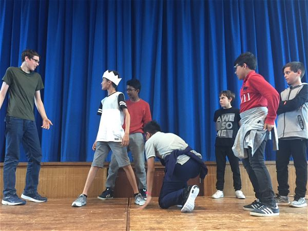Photo 9 - YEAR 7 DRAMA WORKSHOP: 'A Midsummer Night's Dream.'