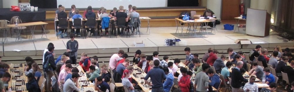 Chess Team at the National School's Championships