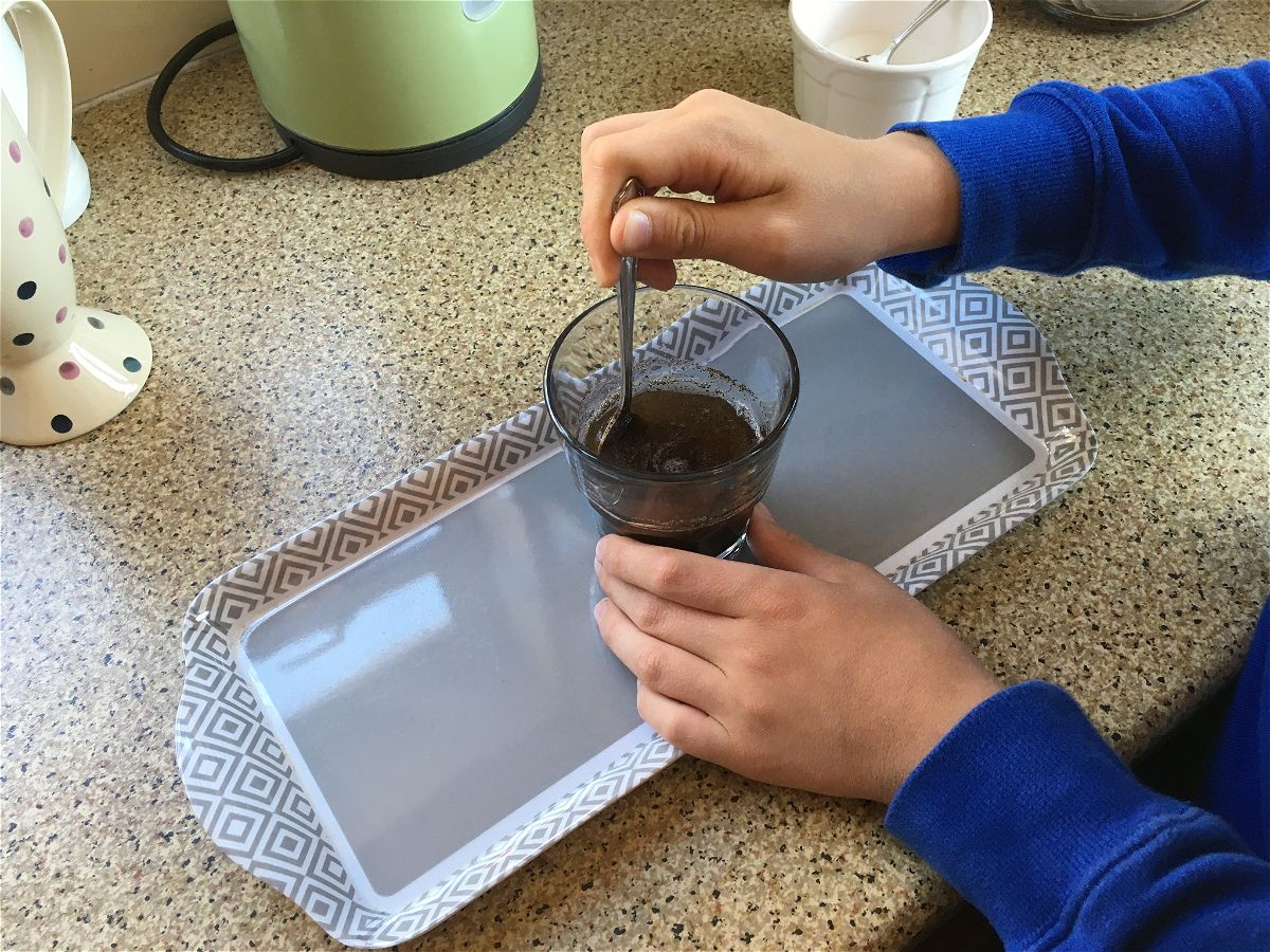 Photo 3 - Lockdown Science Experiments